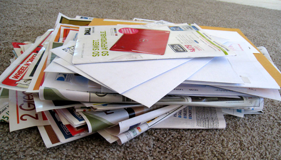 Direct Mail Money Waste